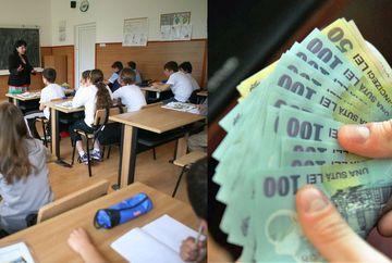 Se scoate fondul clasei! La ce scoli nu se vor mai da bani pentru fondul clasei