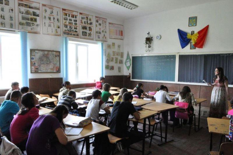 fondul clasei scoli