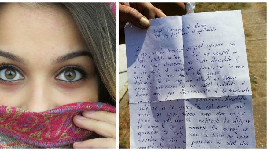 """SOC pentru familia Melencu! Ce scrisoare au primit parintii, i-a dat complet peste cap: """"Luiza va veni acasă"""""""