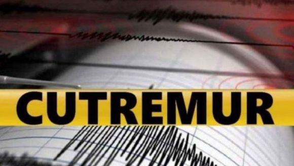 CUTREMUR puternic in Romania! Seismul a avut 4.1 grade