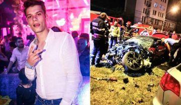 Mario Iorgulescu implicat intr-un grav accident! Fiul lui Gino Iorgulescu este in stare grava la spital, celalalt sofer a murit