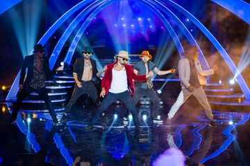 "Roberto, show total la ""Imi place dansul"": a dansat electrizant pe melodia lui Bruno Mars! Ce note a primit: e o premiera in istoria concursului"