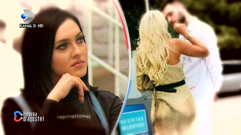 Bianca, in lacrimi dupa ce a vazut fotografia cu Livian si Andreea in ipostaze SUSPECTE!