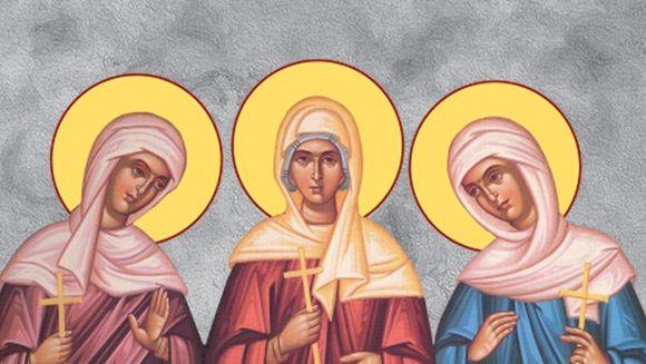 Calendar creștin ortodox. Sărbătoare 10 septembrie 2019: Sfintele Muceniţe Minodora, Mitrodora şi Nimfodora