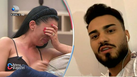 Paula, in LACRIMI dupa ce Jador a intervenit prin apel video: ''Daca tu vrei sa lupti pentru mine, iti JUR...''