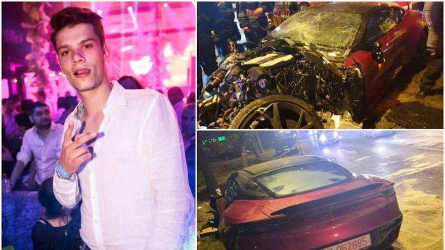 Bomba in cazul accidentului produs de Mario Iorgulescu! Dezvaluirea unor martori: ce a facut fiul lui Gino Iorgulescu imediat dupa impact