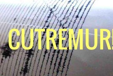 A fost cutremur! Ce intensitate a avut seismul produs in aceasta dimineata in Vrancea