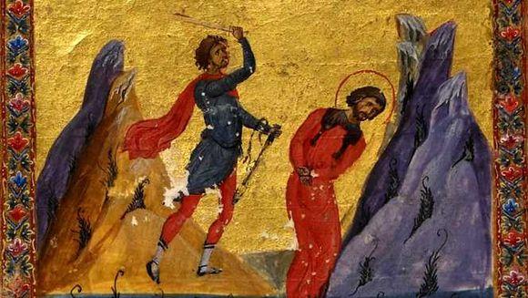 Sărbătoare 12 SEPTEMBRIE. Sfântul Mucenic Autonom este pomenit astăzi
