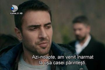 """Tahir, la un pas de a-si ucide propriul frate! Afla la ce gest va recurge tanarul pentru a-l pedepsi pe Mustafa pentru tradarea savarsita, ASTAZI, in """"Lacrimi la Marea Neagra"""", de la ora 20:00, la Kanal D!"""