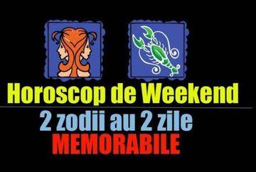 Horoscop weekend 14 - 15 septembrie. Energie si romantism pentru mai multe zodii