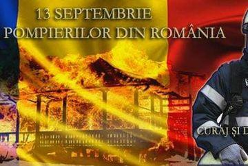 Evenimente dedicate special pentru Ziua Pompierilor, 13 septembrie 2019