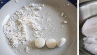 A pus o aspirină în mașina de spălat. Când a scos rufele s-a întâmplat ceva incredibil!