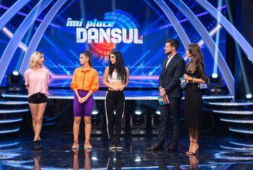 """Cesima si Sorana au intrat la duel! Iata cine a plecat din competitia """"Imi place dansul""""!"""