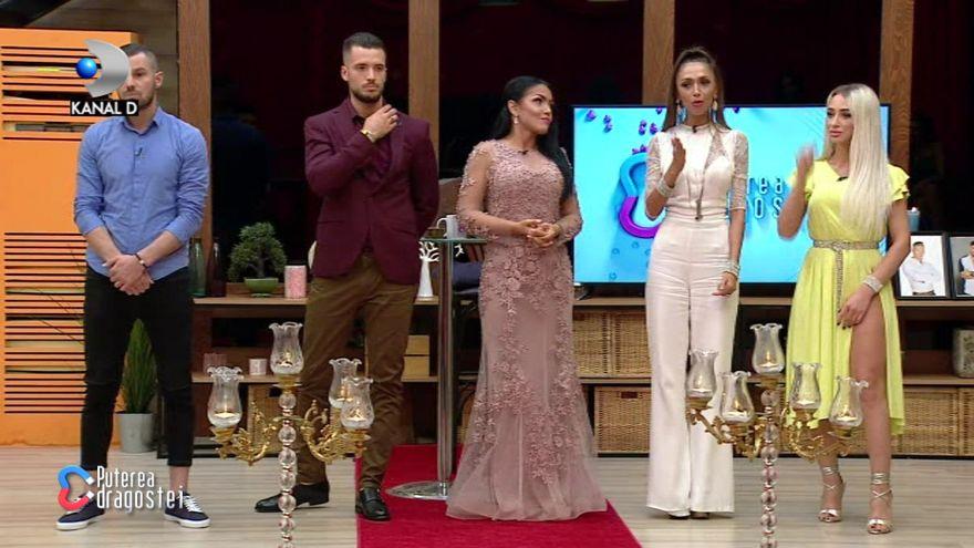 """Andreea Mantea a facut anuntul in Gala """"Puterea dragostei""""! Iata cine a fost eliminat din casa iubirii si ce reactii s-au starnit!"""
