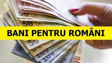 VESTI BUNE! Se dau 3.000 de euro de la 1 ianuarie! Ce condiție trebuie să îndeplinești