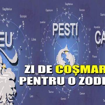 Horoscop zilnic 17 septembrie 2019: O zodie va avea o zi de COSMAR, iar alta va primi o SUMA de bani mult asteptata!