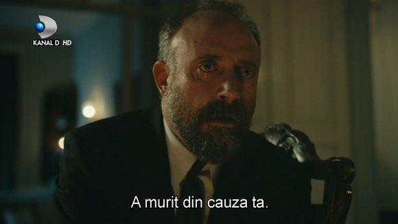 """Cevdet primeste cea mai crunta veste: Azize este moarta! Cum va face fata acesta """"furtunii"""" de sentimente, puteti urmari in aceasta seara, de la ora 23:00, intr-un nou episod """"Patria mea esti tu!"""""""