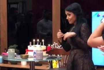 Surpriza incredibila pentru Andreea Mantea! Ce i-au pregatit concurentii ''Puterea dragostei'' de ziua ei!