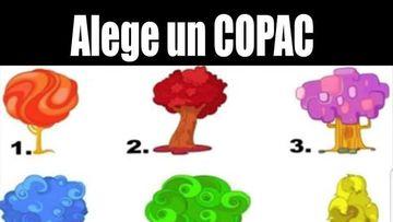 TEST: Alege unul dintre cei nouă copaci și află ce personalitate ascunsă ai!