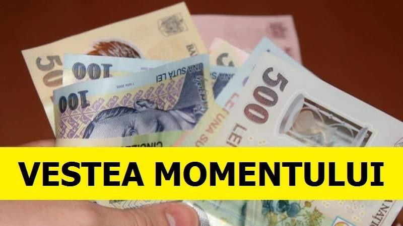 Ajutor nou de la stat: se dau 7.100 de lei, banii nu trebuie returnati! Timpul este limitat: pana la 31 octombrie. Cum se intra in posesia lor