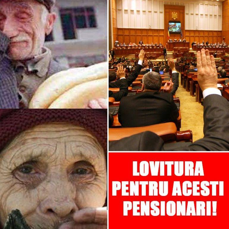 pensii impozitate lege