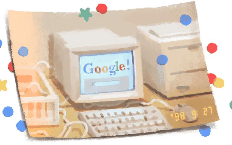 google a implinit 21 de ani