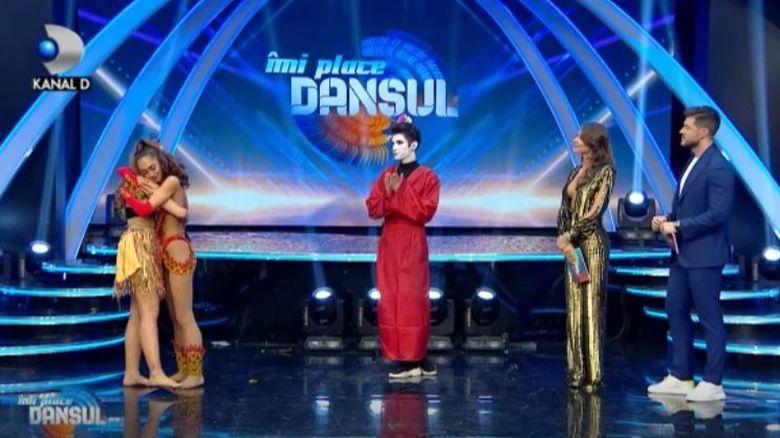 """Monica si Sabin au intrat la duel! Iata cine a fost eliminat din competitia """"Imi place dansul""""!"""