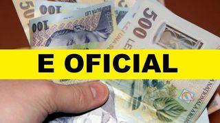 Anunt oficial despre pensii: azi se termina recalcularea! Ce se intampla cu pensiile romanilor