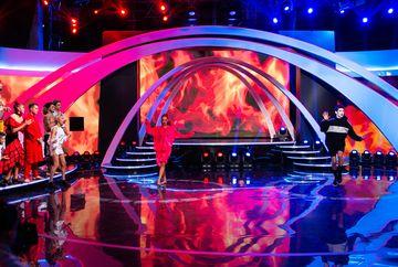 """Monica a fost eliminata din competitia """"Imi place dansul""""! In editia de aseara, Emil Rengle a facut un anunt surprinzator"""