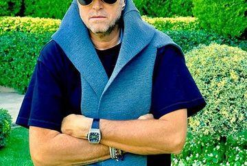 Catalin Botezatu s-a intors in Turcia. Care e starea de sanatate a creatorului de moda