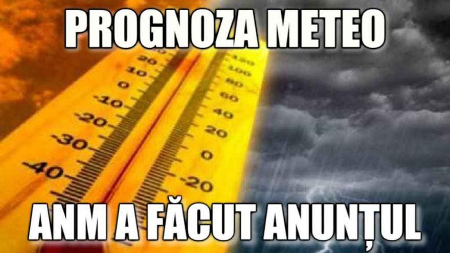 Prognoza meteo pe 2 săptămâni. Cand se raceste si cat timp va mai fi cald