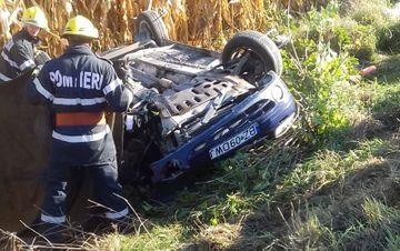 Accident teribil în România, soldat cu 5 victime! S-a cerut intervenția elicopterului SMURD!