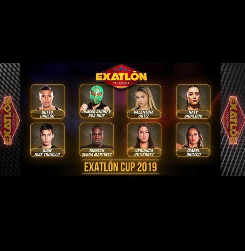 Cupa Exatlon 2019 se joaca intre Turcia, Columbia, Mexico si Romania!