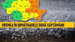 Prognoza meteo 7 - 20 octombrie. Joi temperaturi cu 10 grade mai mult ca azi, saptamana viitoare frig de crapa pietrele