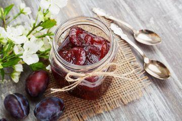 Dulceata de prune fara zahar. Reteta unui desert sanatos