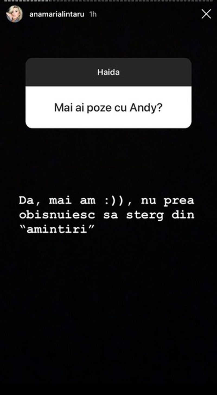 Ana Maria Lintaru si Andy