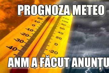 Vremea astăzi, 9 octombrie. Anuntul meteorologilor: se incalzeste pana la 21 de grade Celsius