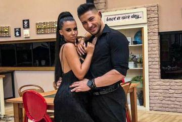 Andra Voloș, fără sutien! Imaginea incendiară care a apărut cu iubita lui Mocanu