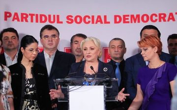"""Haos în PSD după ce Guvernul a picat. I se cere demisia lui Dăncilă! Mesajul bombă al lui Marian Oprișan: """"Caută pe Google Proasta României"""""""