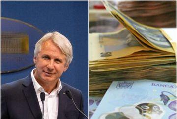 Se dau bani! Decizia Guvernului condus încă de Viorica Dăncilă!