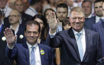 """Cine ia conducerea, daca Guvernul Orban nu trece in Parlament? """"Ludovic, imi pare rau, te-am propus, n-ai fost in stare!'"""