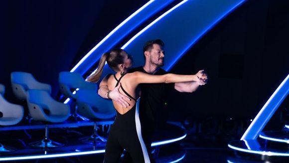 """Si lor le place dansul! Victor Slav si Cristina Mihaela, o quebradita de toata frumusetea! Iata ce a concluzionat Cocuta de la """"Imi place dansul"""" dupa acest moment?"""