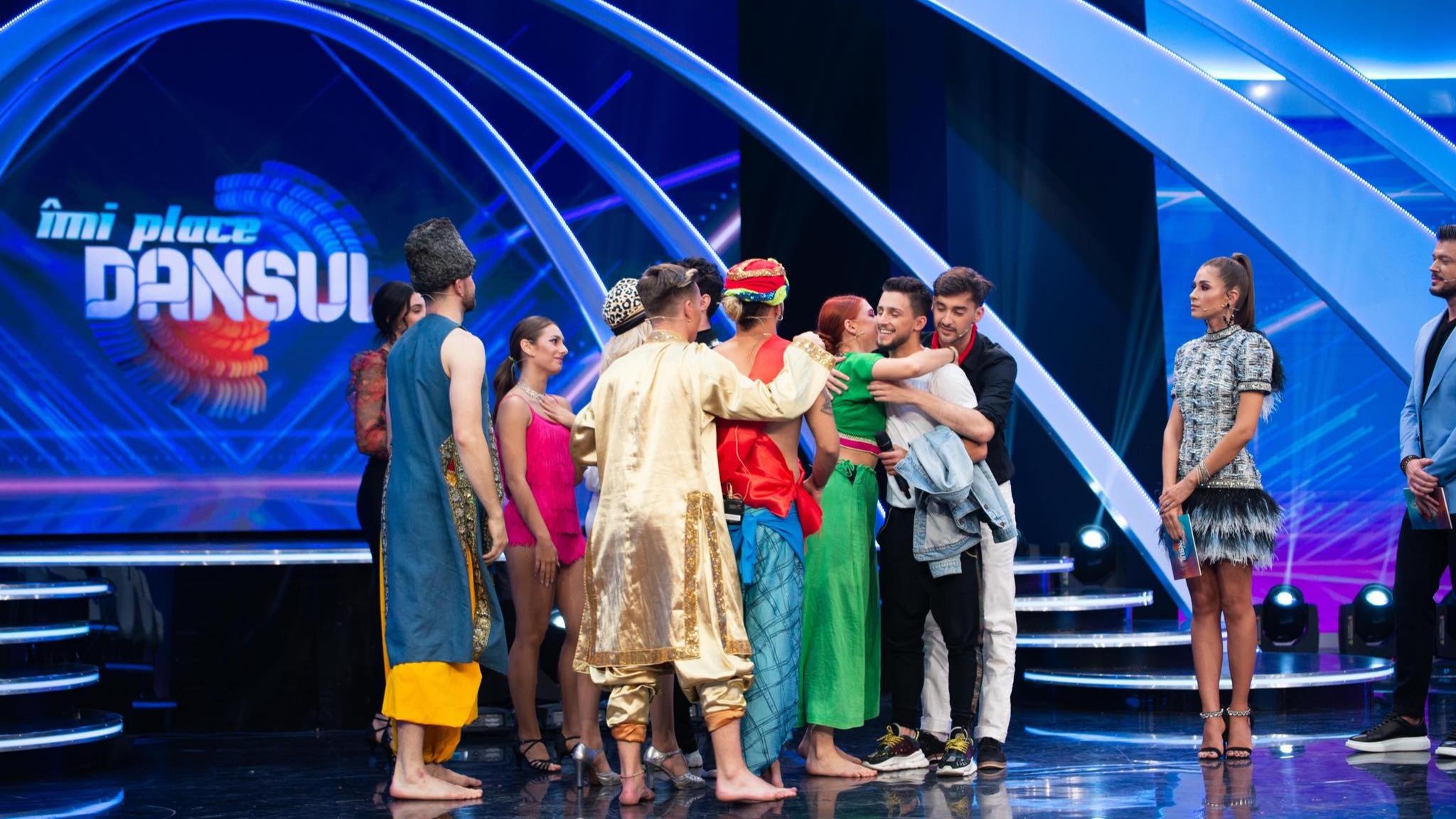 """""""Imi place dansul"""": Sabin si Alexandru au ajuns la duel! Juriul a decis: cine a parasit competitia?"""