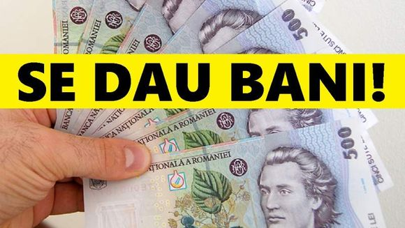Se mai pot lua bani de la stat! Autoritățile anunță prelungirea perioadei