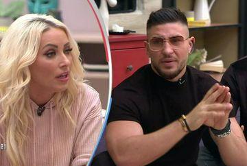 """Mocanu o acuză pe Andreea Pirui că are iubit în afara casei """"Puterea dragostei""""! Ce replică a avut blonda. A făcut dezvăluiri despre întâlnirea Andrei cu None!"""