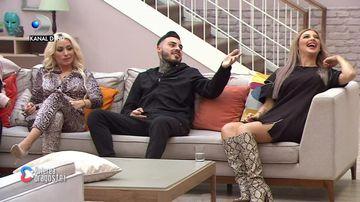 """Kevin și Denisa, noul cuplu de la """"Puterea dragostei""""? Ce a mărturisit tânărul. I-a spus totul Andreei Pirui!"""