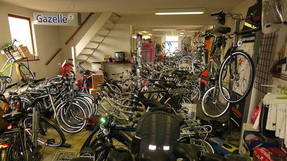 Magazin de biciclete în București - o piața în creștere, cu cerere și oferta pe masura