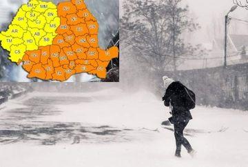 ANM a facut anuntul: cum va fi iarna 2019-2020 in Romania