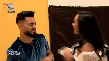"""Pasiune cu năbădăi între Ella și Jador! S-au lovit în emisiune! """"Culiță o să recunoască"""""""