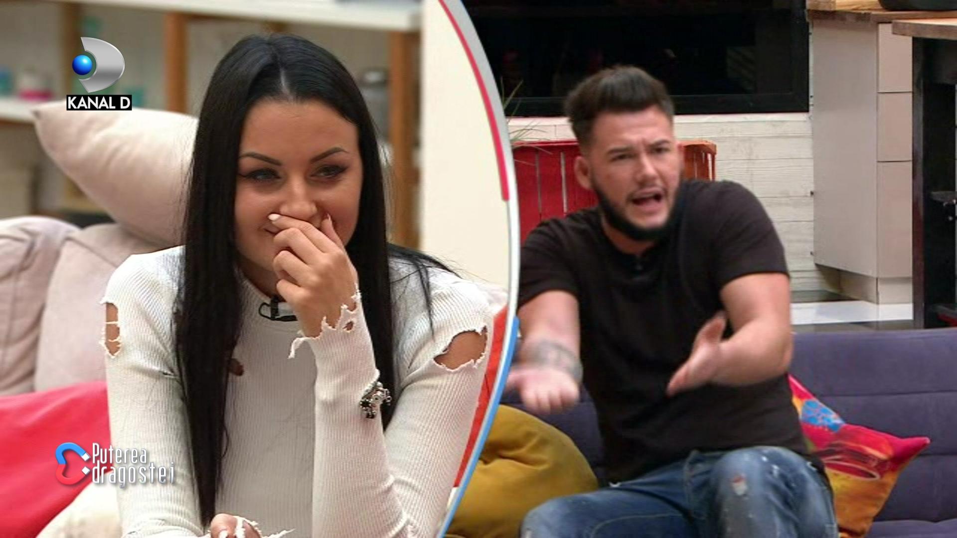 """Ricardo, explozie de nervi la """"Puterea dragostei""""! Gelozia l-a făcut să o înjure pe Manuela! Cum a reacționat tânăra"""